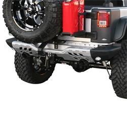 Bumper - Bumper- Rear - Aries Offroad - Aries Offroad AL25600-3 Replacement Bumper Rear