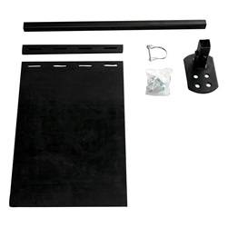 Mud Flap - Mud Flap - Aries Offroad - Aries Offroad 111900 Universal Removable Mud Flap
