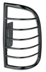 Exterior Lighting - Tail Light Guard - Westin - Westin 39-3085 Sportsman Tail Light Guard Black