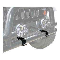 Bumper Accessories - Bumper Light Mounting Bracket - Aries Offroad - Aries Offroad 3TABB Aluminum Light Mounting Tab