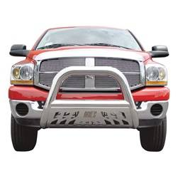 Exterior Accessories - Bull Bar/Brush Guard/Grille Guard - Aries Offroad - Aries Offroad 45-5001 Big Horn Bull Bar
