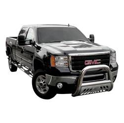 Exterior Accessories - Bull Bar/Brush Guard/Grille Guard - Aries Offroad - Aries Offroad 45-4011 Big Horn Bull Bar