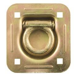 Tie Down Anchor - Tie Down Anchor - CURT Manufacturing - CURT Manufacturing 83650 Recessed Tie Down