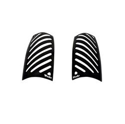 Exterior Lighting - Tail Light Cover - Westin - Westin 72-36858 Wade Tail Light Cover