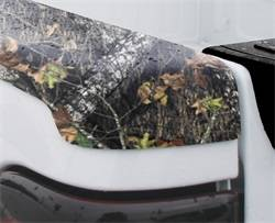 Truck Bed Side Rail - Truck Bed Side Rail Protector - Stampede - Stampede BRC0010-9 Rail Topz Smooth Bed Rail Cap