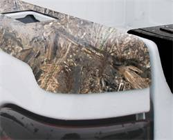 Truck Bed Side Rail - Truck Bed Side Rail Protector - Stampede - Stampede BRC0008H-16 Rail Topz Smooth Bed Rail Cap
