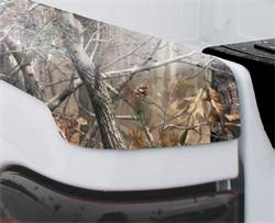 Truck Bed Side Rail - Truck Bed Side Rail Protector - Stampede - Stampede BRC0008-17 Rail Topz Smooth Bed Rail Cap