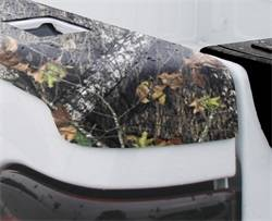 Truck Bed Side Rail - Truck Bed Side Rail Protector - Stampede - Stampede BRC0008H-9 Rail Topz Smooth Bed Rail Cap