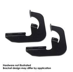 Nerf/Step Bar Mount Kit - Nerf/Step Bar Mount Kit - Westin - Westin 22-1355 Oval Tube Step Bar Mount Kit