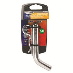 Trailer Hitch Accessories - Trailer Hitch Pin - Tow Ready - Tow Ready 63240-050 Grooved Style Hitch Pin and Clip