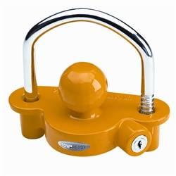 Trailer Hitch Accessories - Trailer Hitch Pin Lock - Tow Ready - Tow Ready 63226 Trailer Coupler Lock