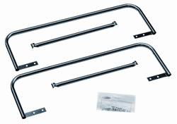 Trailer Hitch Accessories - Trailer Hitch Cargo Carrier Side Bar - Tow Ready - Tow Ready 65856 Cargo Rail Kit