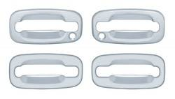 Door Trim - Door Handle Cover - Brite Chrome - Brite Chrome 13106 Door Handle Cover