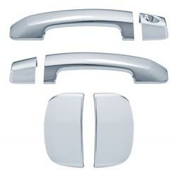 Door Trim - Door Handle Cover - Brite Chrome - Brite Chrome 15426K Door Handle Cover