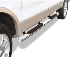Exterior Accessories - Side Steps and Nerf Bars - Go Rhino - Go Rhino 67299PS 415 Series SideSteps