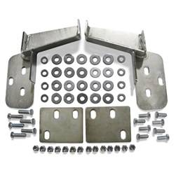 Bumper Accessories - Bumper Mounting Kit - Daystar - Daystar PAB-KIT2 Bumper Raising Kit