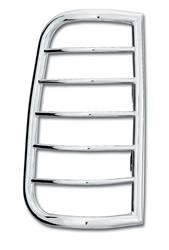 Westin 39-3260 Sportsman Tail Light Guard Chrome