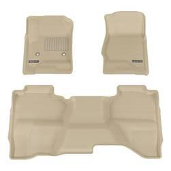 Interior Accessories - Floor Mat - Aries Automotive - Aries Automotive 2911502 Aries StyleGuard Floor Liner Kit