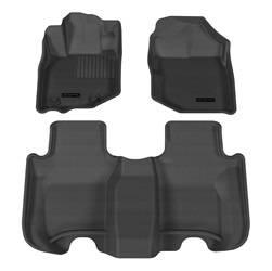 Interior Accessories - Floor Mat - Aries Automotive - Aries Automotive 2931109 Aries StyleGuard Floor Liner Kit
