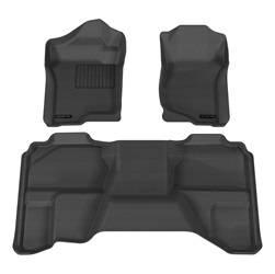 Interior Accessories - Floor Mat - Aries Automotive - Aries Automotive 2911109 Aries StyleGuard Floor Liner Kit