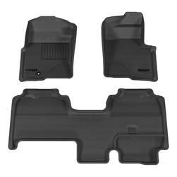 Interior Accessories - Floor Mat - Aries Automotive - Aries Automotive 2925209 Aries StyleGuard Floor Liner Kit
