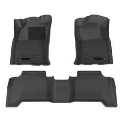 Interior Accessories - Floor Mat - Aries Automotive - Aries Automotive 2993459 Aries StyleGuard Floor Liner Kit
