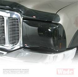 Head Lights and Components - Head Light Cover - Westin - Westin 72-31242 Headlight Covers