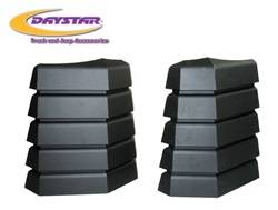 Hood Accessories - Hood Vent - Daystar - Daystar KJ71042BK Hood Vent