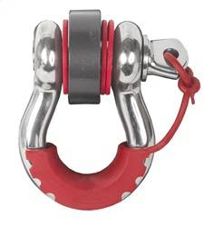 Trailer Hitch Accessories - D-Ring Isolator - Daystar - Daystar KU70058RE D-Ring Lockers And Shackle Isolators