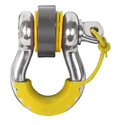 Trailer Hitch Accessories - D-Ring Isolator - Daystar - Daystar KU70058YL D-Ring Lockers And Shackle Isolators