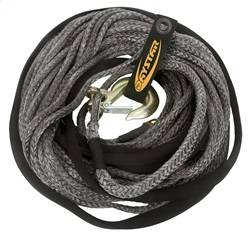 Winch Accessories - Winch Rope - Daystar - Daystar KU10401BK Winch Line