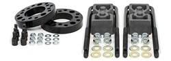 Daystar KF09122BK Comfort Ride Suspension Lift Kit
