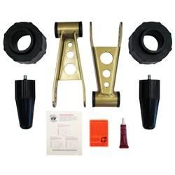 Daystar PAJL240PA Budget Lift Leveling Kit