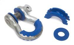 Trailer Hitch Accessories - D-Ring Isolator - Daystar - Daystar KU70057RB D-Ring Isolator And Washers