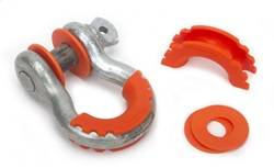 Trailer Hitch Accessories - D-Ring Isolator - Daystar - Daystar KU70057AG D-Ring Isolator And Washers