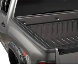 Truck Bed Side Rail - Truck Bed Side Rail Protector - Stampede - Stampede BRC0002 Rail Topz Ribbed Bed Rail Cap