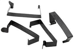 Air Filters and Cleaners - Air Cleaner Fastener - K&N Filters - K&N Filters 85-83890 Flow Control Filter Clips