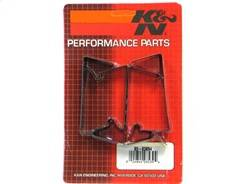 Air Filters and Cleaners - Air Cleaner Fastener - K&N Filters - K&N Filters 85-83894 Flow Control Filter Clips