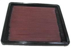 Air Filters and Cleaners - Air Filter - K&N Filters - K&N Filters 33-2017 Air Filter