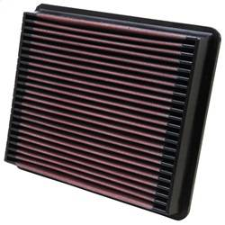 Air Filters and Cleaners - Air Filter - K&N Filters - K&N Filters 33-2027 Air Filter