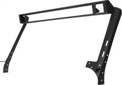 Glass and Window - Windshield Light Bracket - Go Rhino - Go Rhino 731423T WLF Windshield Light Mount Frame