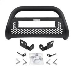 Exterior Accessories - Bull Bar/Brush Guard/Grille Guard - Go Rhino - Go Rhino 55041T Rhino Charger 2 RC2 LR Bull Bar Kit