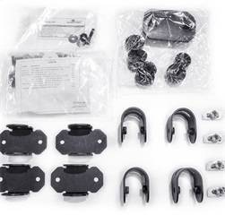 Roof Rack - Roof Rack Mount Kit - Go Rhino - Go Rhino 5910000T SRM Series Roof Rack Mount Kit