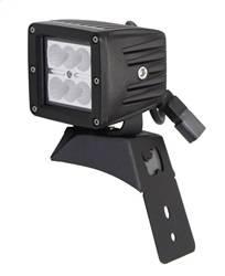 Hood Accessories - Hood Light Pod - Go Rhino - Go Rhino 730035T Hood Latch Pod Mount Kit