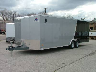 Trailers - Haul-About Trailers - 2020 Haul-About 8.5x24 Panther Cargo Trailer 10K