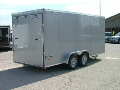 Trailers - Haul-About Trailers - 2020 Haul-About 7x16 Panther Cargo Trailer 7K