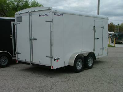Trailers - Haul-About Trailers - 2020 Haul-About 7x14 Lynx Cargo Trailer 7K