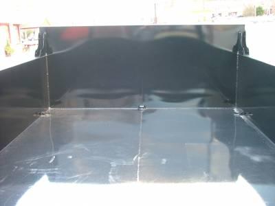 Quality Steel & Aluminum  - 2022 Quality Steel & Aluminum 7x12 Low Profile Dump Trailer 12K Dual Ram - Image 5