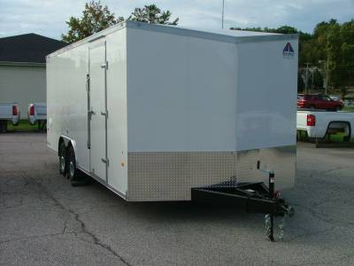 Trailers - Haul-About Trailers - 2020 Haul-About 8.5x20 Cougar Cargo Trailer 10K