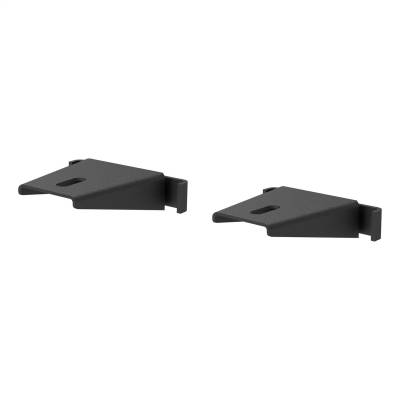 Exterior Lighting - Auxiliary Light Mounting Bracket - ARIES - ARIES 1110311 Headache Rack Light Mounting Brackets